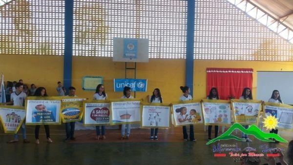 Prefeitura de Mirante da Serra Realiza Fórum Comunitário com Selo Unicef