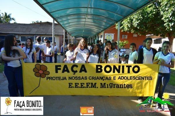 Prefeitura promove passeata sobre combate à exploração sexual infantil