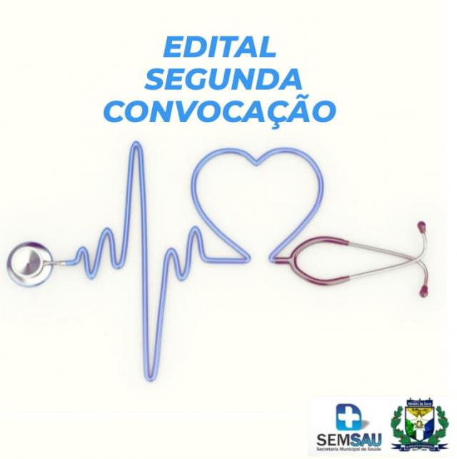EDITAL DE 2ª CONVOCAÇÃO