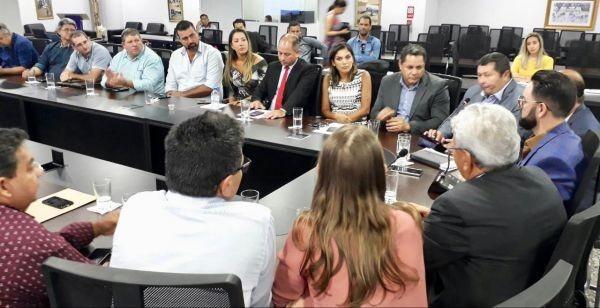 Secretaria de superitendencia de Mirante da Serra garante recursos do FHITA para o municipio