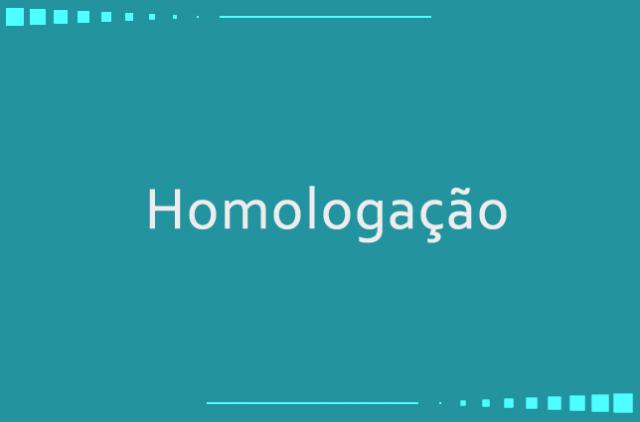 HOMOLOGAÇÃO DAS INSCRIÇÕES EDITAL Nº 002/2021, DE 05/072021