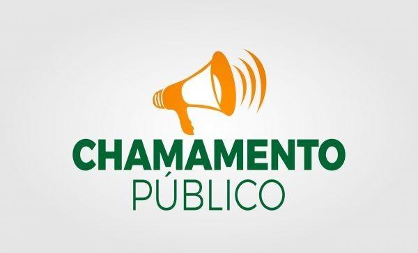 EDITAL 002/2019 DE CHAMAMENTO PÚBLICO