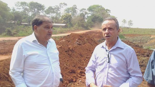 Deputado Lazinho da Fetagro Visita Mirante da Serra e garante apoio para o município