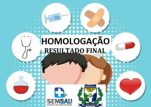 HOMOLOGAÇÃO DO RESULTADO FINAL PROCESSO SELETIVO SIMPLIFICADO EDITAL Nº 002/2021, DE 05/072021