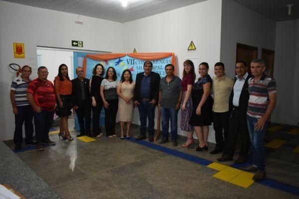 PREFEITURA REALIZA VII CONFERÊNCIA MUNICIPAL DE ASSISTÊNCIA SOCIAL COM PALESTRAS E DEBATES