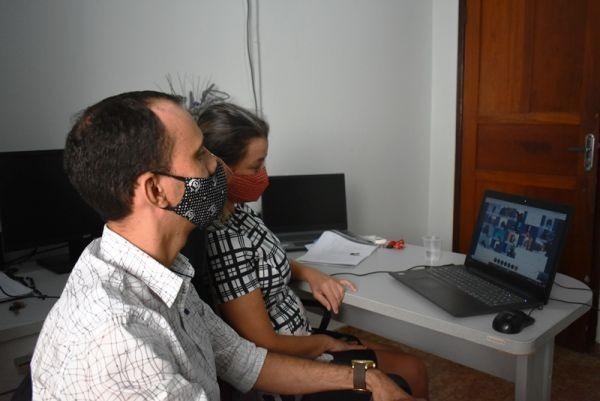 Secretaria Municipal de Educação e Secretaria de Assistência Social promove uma oficina sobre Saúde emocional em tempos de pandemia