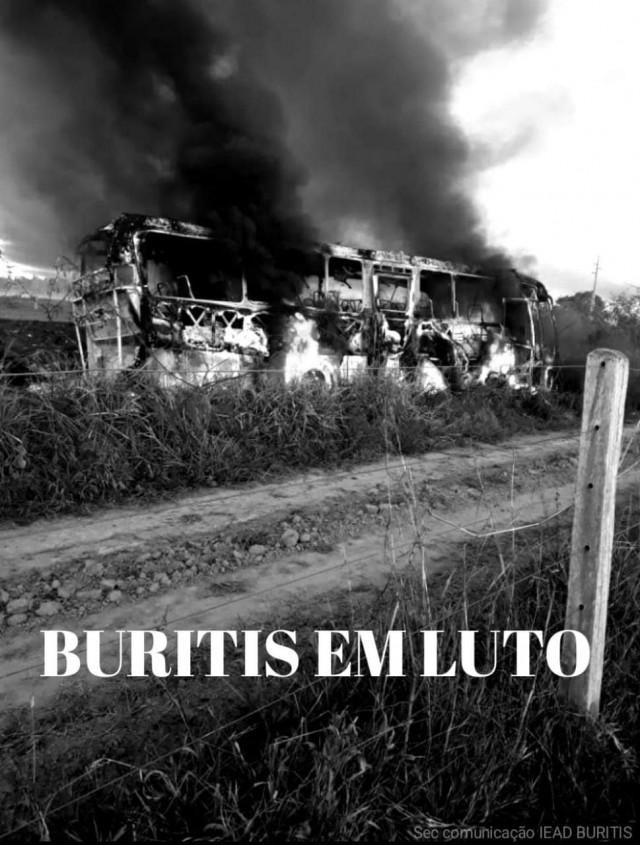 Luto pelo Município de Buritis